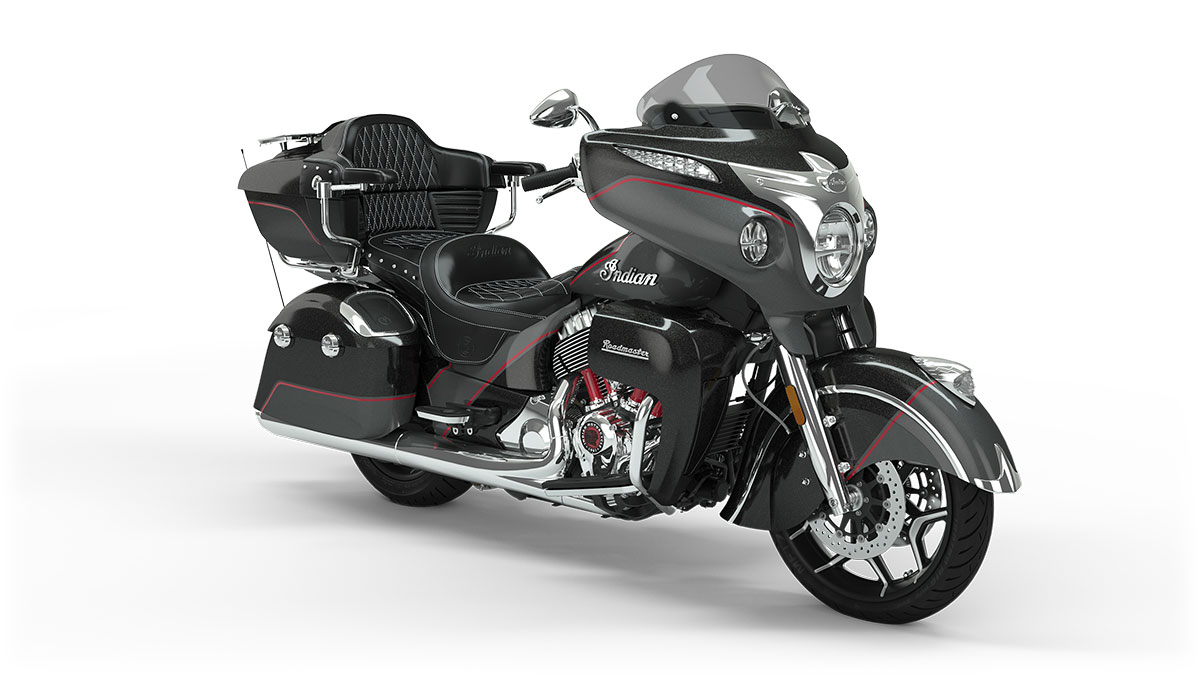 Indian Roadmaster Elite